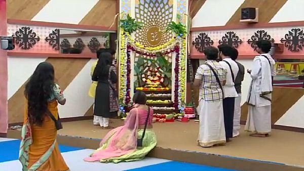 Bigg Boss Kannada Season 7 - Housemates Celebrate Makara Sankranti Festival