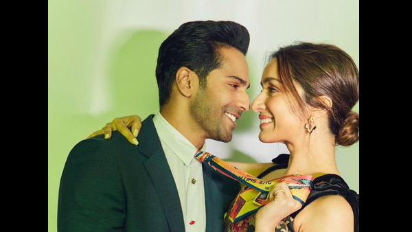Though Varun-Shraddha's Feelings Were Mutual, They Never Acted On It