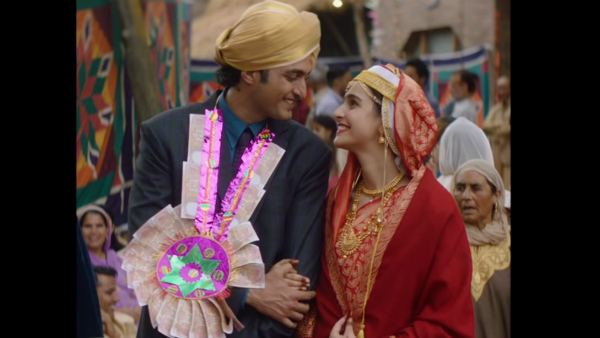 Shikara New Song 'Shukrana Gul Khile' Is All About Authentic Kashmiri Wedding