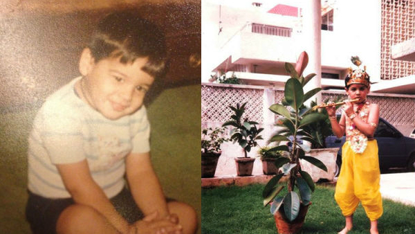 Birthday Special: These Childhood Photos Of Sidharth Malhotra Are A Perfect Throwback!