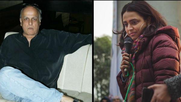 Swara Bhaskar, Mahesh Bhatt & Nagma Demand Release Of Activist-actor Sadaf Jafar