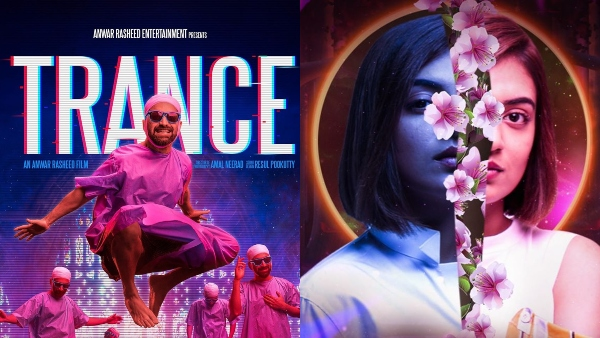 Trance: Fahadh & Nazriya's Characters Are Revealed!