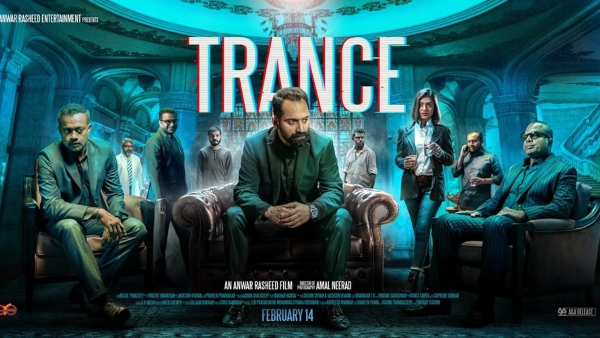 Fahadh Faasil's Trance: The New Poster & Song Teaser Set The Social Media On Fire!