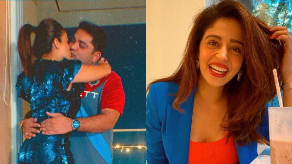 Watch Neha Pendse Share Last Kiss As Single Girl With Fiance Shardul Singh Bayas