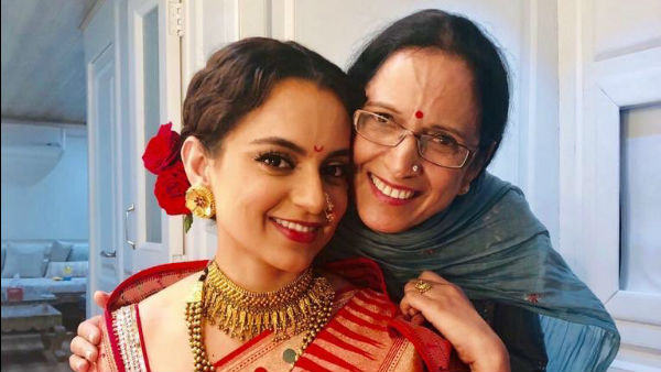 Kangana's Mom Wonders Why She Always Gets Into Trouble