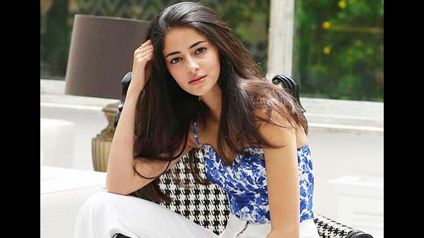 Ananya Panday On Nepotism: Equates Her Struggle To Her Dad Never Having Been On Koffee With Karan