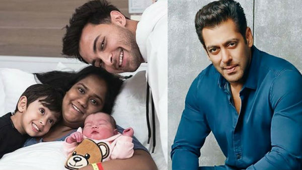 Aayush Sharma Says It Was A Conscious Decision To Have Ayat On Salman Khan's Birthday