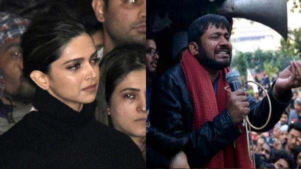 ALSO READ: 'Deepika Padukone Was Patriotic Before, Now She Is A Traitor': Kanhaiya Kumar On DP's JNU Visit