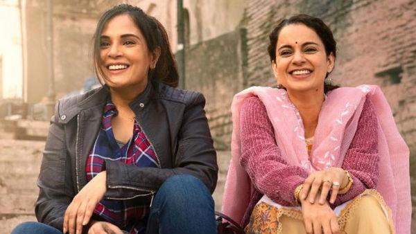 Panga: Richa Chadha And Kangana Ranaut Did Not Discuss Politics On The Sets