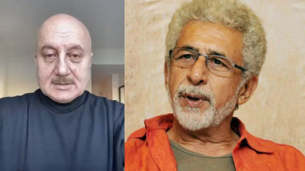VIDEO: Anupam Kher Hits Back At Naseeruddin Shah For Calling Him A 'Clown And Sycophant'