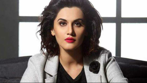 Taapsee Pannu Admits It Can Be 'Unsafe' To Decline Films Which Have Big Stars