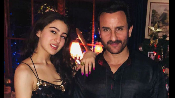 ALSO READ: Saif Ali Khan Reveals Plans On Sharing Screen Space With Daughter Sara Ali Khan!