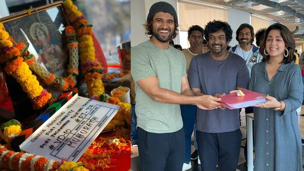KJo To Present Vijay Deverakonda-Puri Jagannadh's VD10!