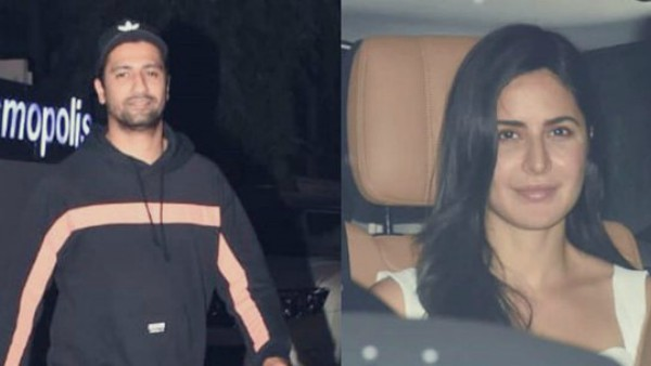 Twitter Is Convinced Vicky Kaushal And Katrina Kaif Are Dating, Call Them 'Mr & Mrs Kaushal'