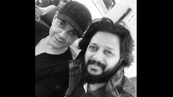 WATCH: Riteish Deshmukh Shares Hilarious TikTok Video To Wish Bobby Deol Happy Birthday