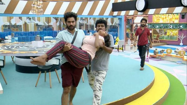 Bigg Boss Kannada 7: Priyanka Collapses During Task
