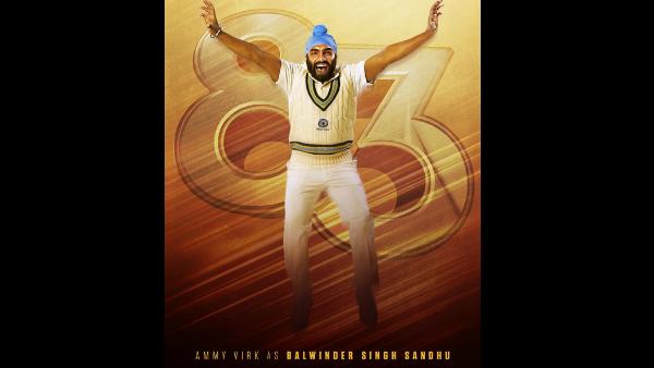 '83: Ranveer Introduces Ammy Virk As Balvinder Singh Sandhu