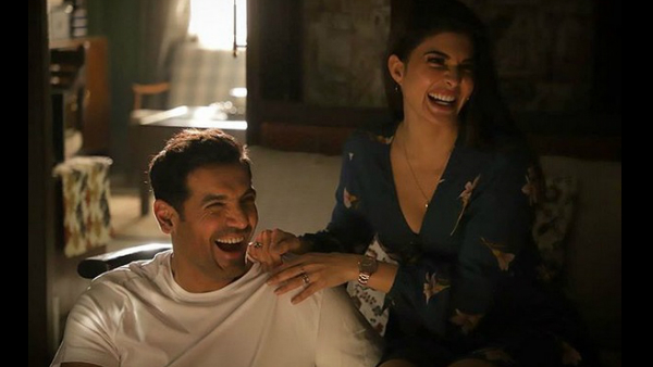 ALSO READ: Attack: Jacqueline Fernandez Confirms Working With John Abraham; Shares BTS Picture
