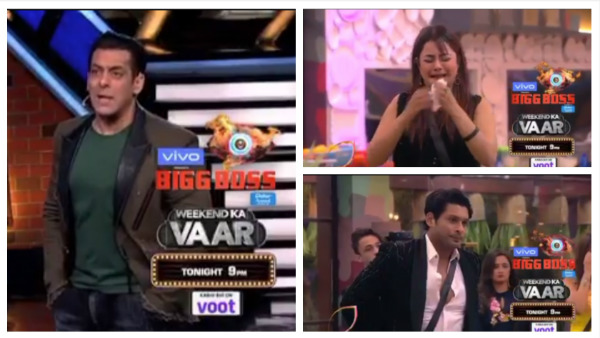 Also Read: Bigg Boss 13: Salman Makes Shehnaz Cry; Asks Sidharth To Be Careful As Sana Loves Him