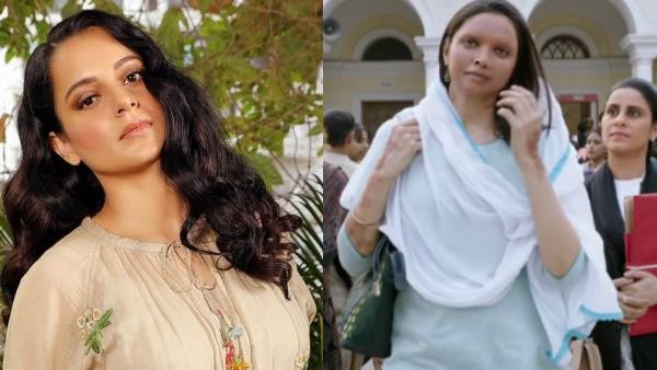 Deepika Padukone's Chhapaak Reminded Kangana Ranaut Of Sister Rangoli's Acid Attack!