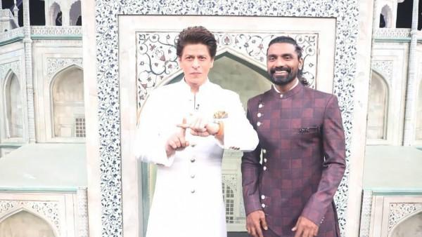 Shah Rukh Khan Recalls Taj Mahal Visit With Salary Of Rs 50