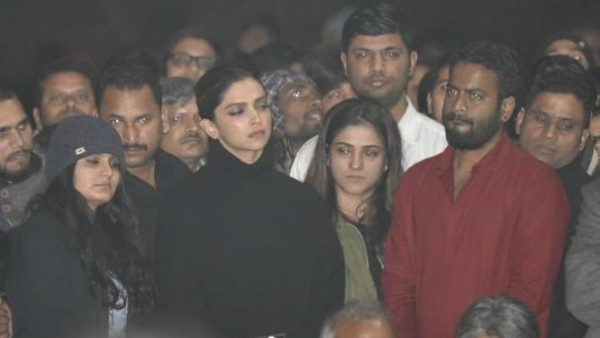What Does Deepika Padukone's Visit To JNU Mean? Was It For Chhapaak Promotions Or Not?