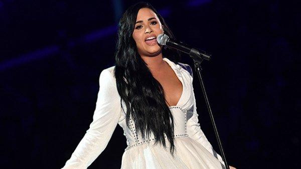 Grammy 2020: Watch Demi Lovato Break Down During Performance