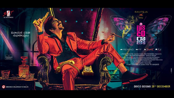 Disco Raja Day 2 Worldwide Box Office Collection