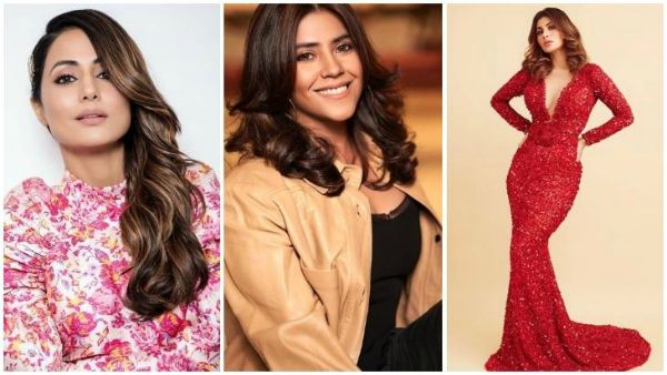 Hina Khan, Mouni Roy & Others Congratulate Ekta Kapoor