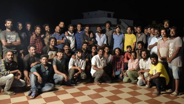 Fahadh And Mahesh Wrap Up Malik!