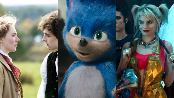 February 2020: Birds Of Prey, Little Women, Sonic the Hedgehog And Other Releases