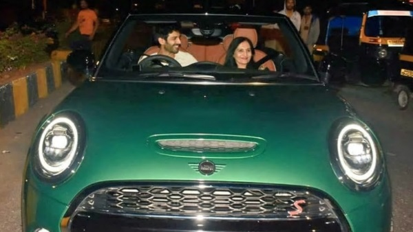 Kartik Aaryan's Birthday Gift To His Mother Is A Swanky Car Worth Rs. 38.9 Lakhs!
