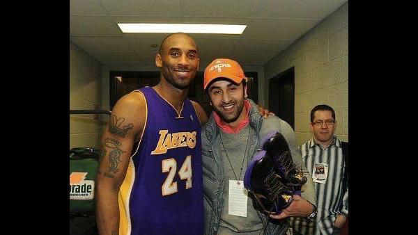 RIP Kobe Bryant: Rishi Kapoor Shares Son Ranbir Kapoor's Fan Moment With Basketball Legend