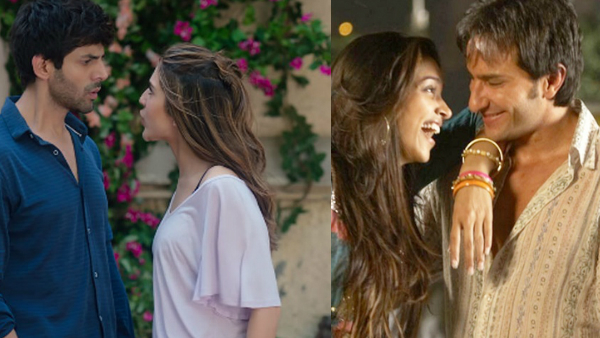 Kartik Aaryan- Sara Ali Khan React To Comparisons Between Their Film & Saif-Deepika's Love Aaj Kal