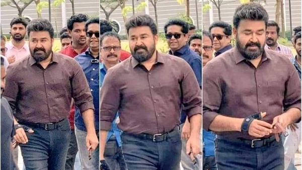 Mohanlal's Ram: Here Is An Interesting Update!