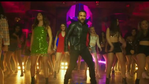 Jawaani Jaaneman Song Ole Ole 2.0: Saif Ali Khan Gives His 90s Hit Song A Funky Twist