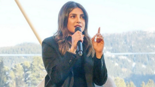 Priyanka Chopra At WEF: Women Aligning With Women Is The Biggest Reason Our Voices Are Being Heard