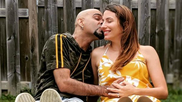 Raghu Ram And Wife Natalie De Luccio Welcome Baby Boy Rhythm