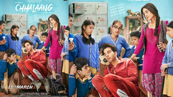 Chhalaang: Rajkummar Rao's Film Gets A New Poster, Release On March 13, 2020