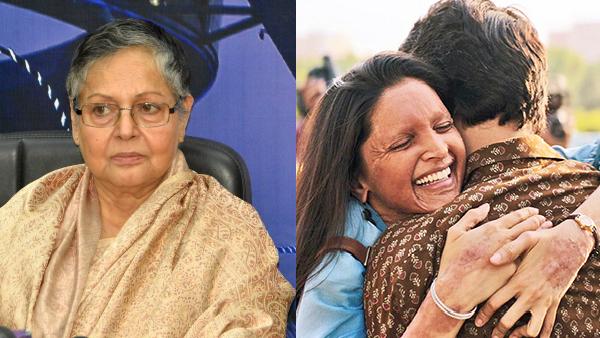 Rakhee Gulzar Refused To Watch Daughter Meghna's Film Chhapaak Before Release; Here's Why!
