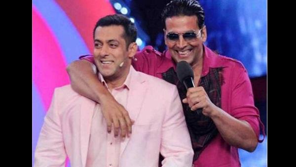 Kabhi Eid Kabhi Diwali: Akshay Kumar Trolls Salman Khan For His Next Film's Title