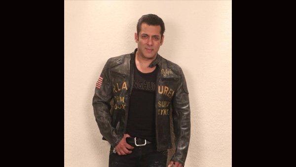 Salman Khan Snatches Fan's Phone; Watch Video