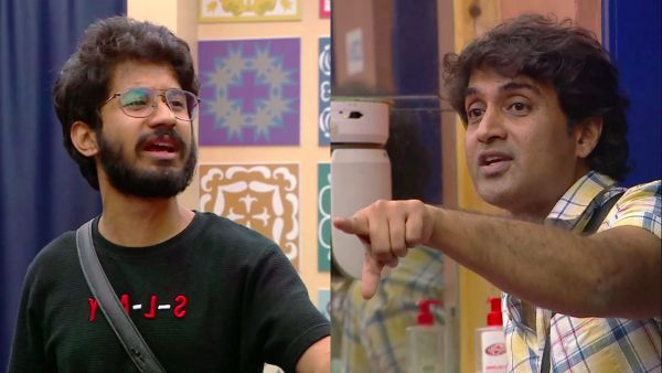 Bigg Boss Kannada 7: Vasuki Vaibhav And Harish Raj Trade Ugly Verbal Blows At Each Other