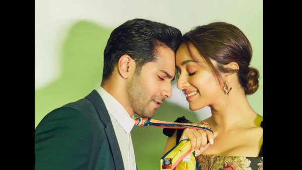 Varun Dhawan Reveals Why He Never Expressed His Feelings To 'Childhood Crush' Shraddha Kapoor!