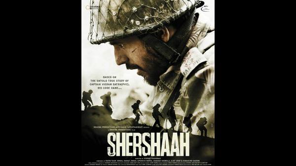 Shershaah First Look: Sidharth Malhotra Pays Ode To Journey Of Kargil War Hero Captain Vikram Batra