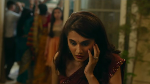 Thappad Trailer: Taapsee Pannu's Film Makes You Question If A Slap Is 'Bas Itni Si Baat'!