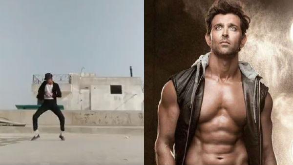Hrithik Shares Video Of 'Smoothest Airwalker' He Has Seen