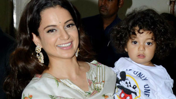 Rangoli Chandel Feared The Media Will Claim Prithvi Is Kangana Ranaut's Child, Says The Actor
