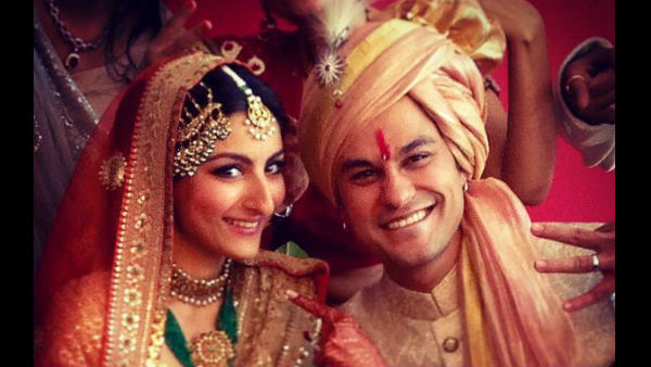 Kunal, Soha Share Unseen Wedding Videos On Their Anniversary