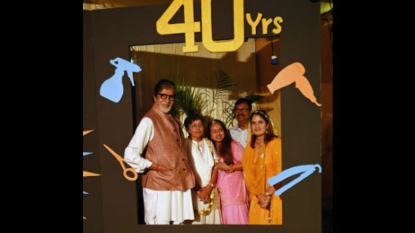 Amitabh Bachchan Pays Tribute To His Make-up Man, Says He Never Missed A Day In 47 Years